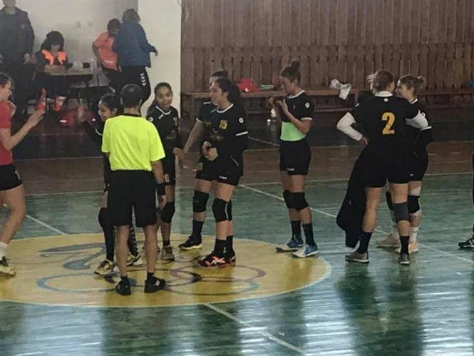 LPS Brăila s-a calificat la faza națională a ONSS la handbal fete liceu