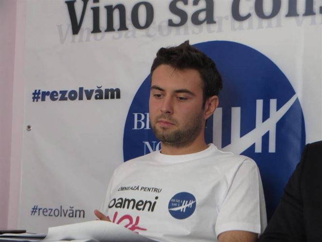 """Partidul """"Brăila Nouă"""" susține campania """"Oameni noi"""" în politică"""