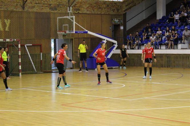 Dunărea Brăila a câștigat cu 32-24 amicalul cu SCM Gloria Buzău