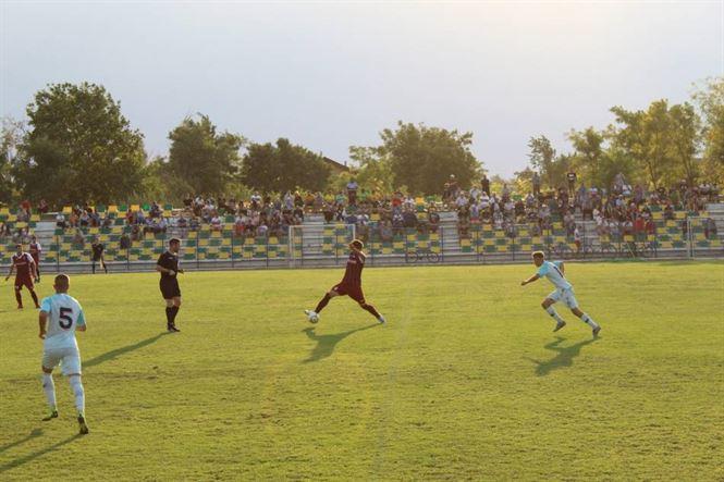 Victorie în stil italian pentru Viitorul Ianca în meciul cu FCSB 2