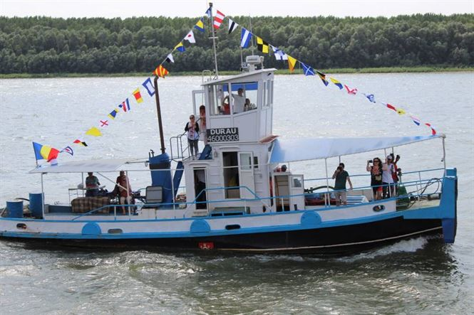 Parada navelor militare și Civile de Ziua Marinei Române