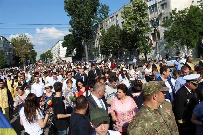Eroii români comemorați astăzi la Brăila