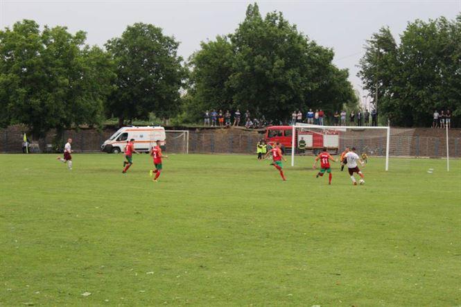 Viitorul Ianca a câștigat cu 5-1 meciul tur cu ACS Mausoleul Mărășești
