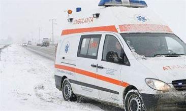 Accident cu patru victime pe DN23. Una dintre ele a murit la spital