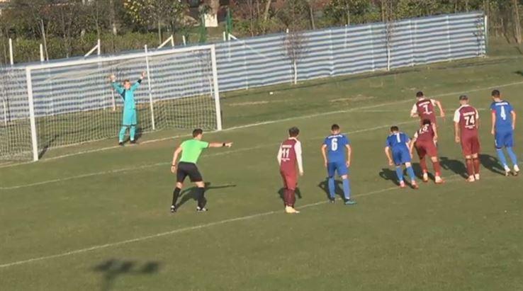 Viitorul Ianca a câștigat cu 2-0 în deplasarea de la CSM Bacău