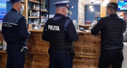 Polițiștii brăileni s-au sesizat cu privire la o petrecere privată cu 20 de participanți