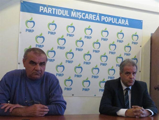 """PMP demarează campania """"Alegem primarul in doua tururi"""""""