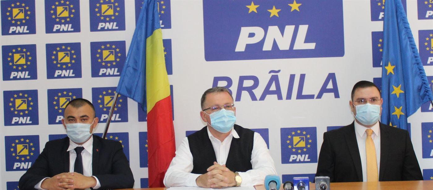 Susținere din partea ministrului agriculturii pentru candidații PNL Brăila
