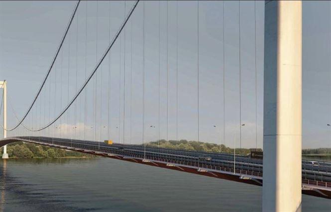 Guvernul a aprobat începerea exproprierilor pentru podul peste Dunăre de la Brăila
