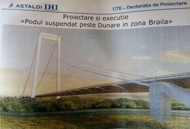 Video: Cum va arata Podul peste Dunare si cand va incepe organizarea de santier