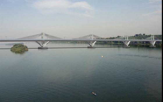 """Proiectul """"Podul peste Dunare"""" ajunge la Bruxelles"""
