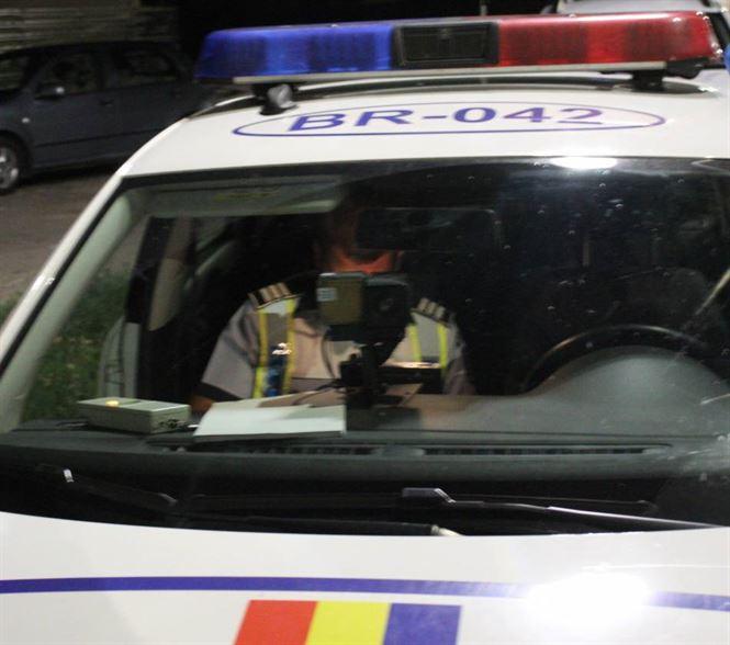 Polițiștii brăileni au reținut 53 permise de conducere în ultima săptămână