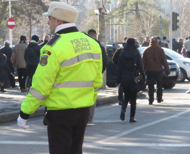 Amendati de Politia Locala pentru expunerea masinilor la vanzare pe domeniul public