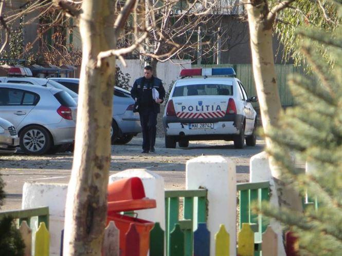 Prins de polițiști băut la volan