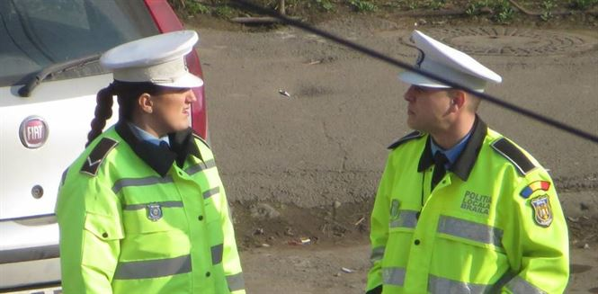 Politia Locala a asigurat ordinea in zona cimitirelor din municipiul Braila