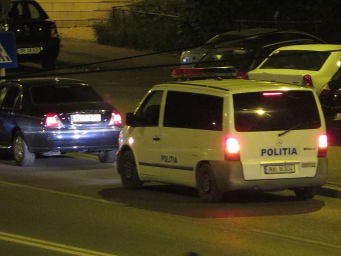 Actiuni preventive ale politistilor in noaptea de miercuri spre joi