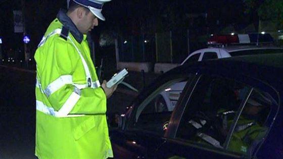 Cercetat pentru conducerea unui vehicul sub influenţa alcoolului