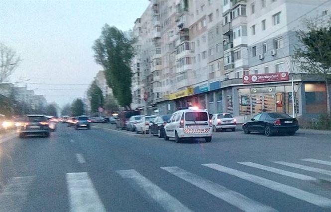 Polițiștii brăileni au reținut 54 permise de conducere și au retras 9 certificate de înmatriculare