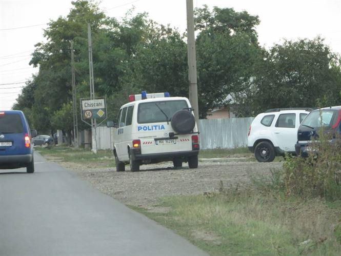 Bărbat din Chiscani cercetat pentru tâlhărie calificată
