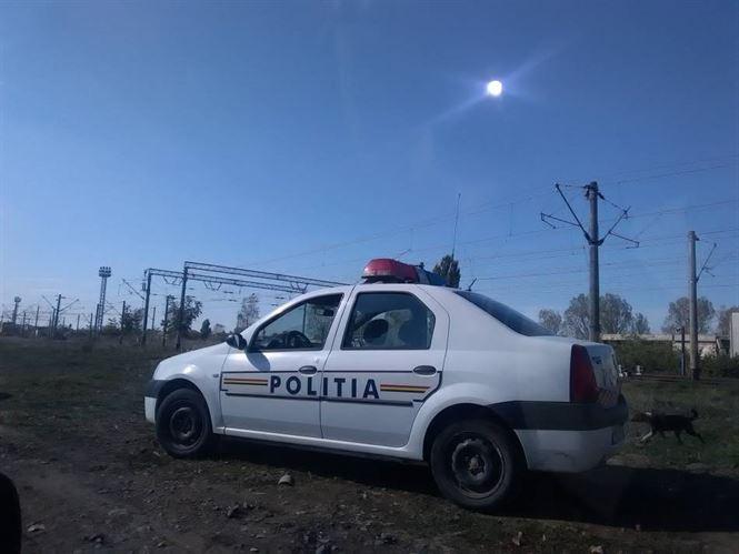Barbat din Faurei, identificat de politisti si cercetat penal pentru furt calificat