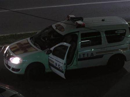 Un șofer băut a lovit două autovehicule staționat în toiul nopții