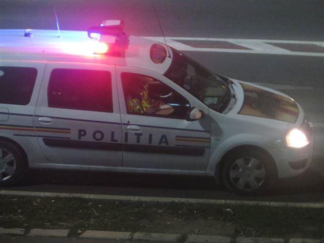 Un șofer băut a lăsat mașina pe banda a 3-a a Bulevardului Dorobanților