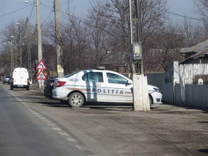 Tanar de 19 ani, din comuna Viziru, s-a urcat la volanul autoturismului unui prieten fara a avea permis si a tamponat un alt autovehicul