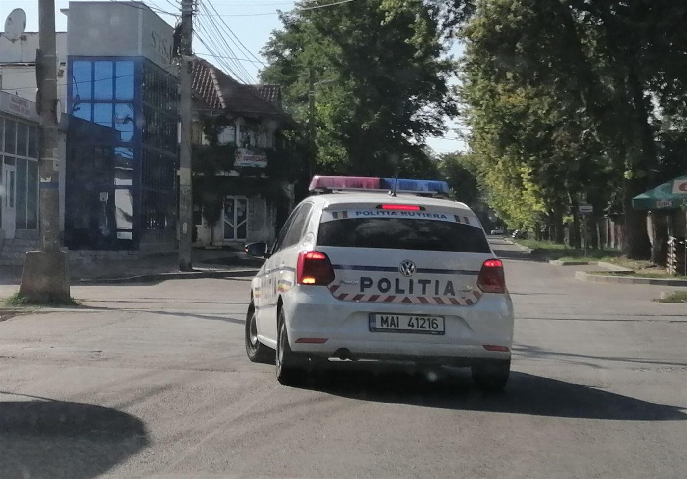 Acțiuni de weekend ale polițiștilor brăileni