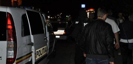Polițiști agresați de o familie de petrecăreți din cartierul Chercea