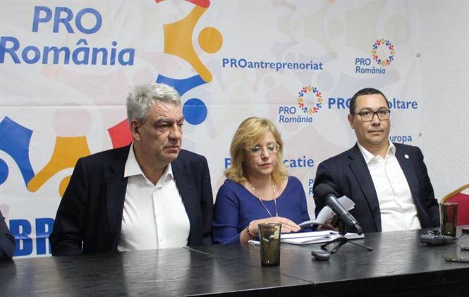 Ponta: Dragnea este o ghiulea de piciorul PSD