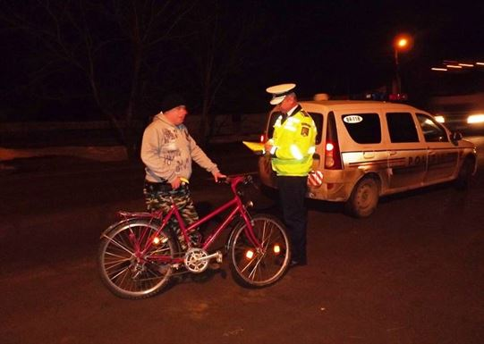 Regulile de circulaţie trebuie cunoscute şi respectate şi de biciclişti