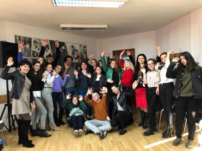 """Elevii Liceului Pedagogic """"D.P. Perpessicius"""" se alatura proiectului european """"Justice has no gender"""