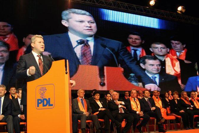 PDL, principalul partid de dreapta in preferintele romanilor