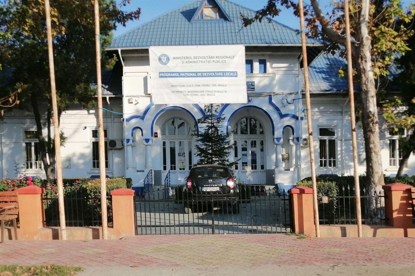 Cu 5 consilieri din 15 aleși, în comuna Viziru PSD și-a impus viceprimarul