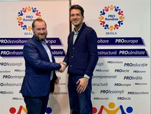 Răzmeriță și Petrea susțin că USR îi păcălește pe membrii PLUS și îi invită pe aceștia în Partidul Pro România