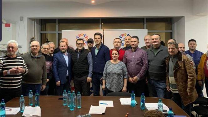 Fostul parlamentar Dorin Petrea va fi coordonatorul organizației municipale a Pro România filiala Brăila