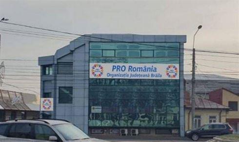 Pro România îi așteaptă pe membrii și simpatizanții partidului la noul sediu