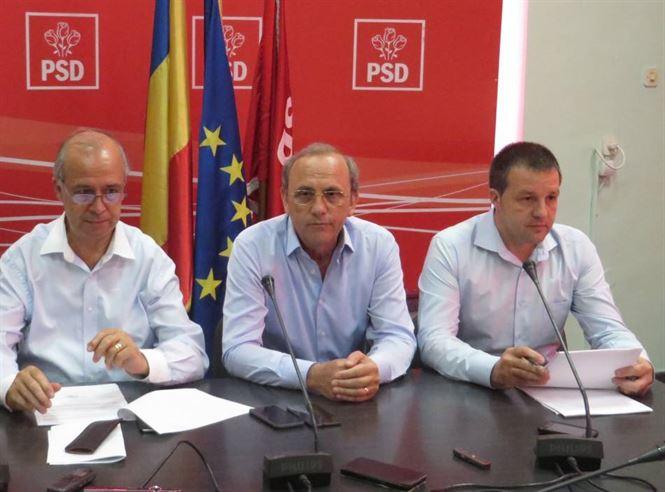 PSD Brăila îi invită să li se alăture pe demisionarii din Pro România