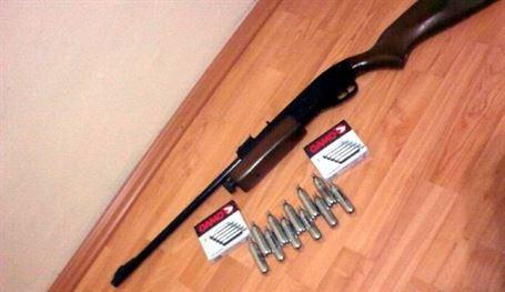 Cercetat penal pentru nerespectarea regimului armelor și munițiilor