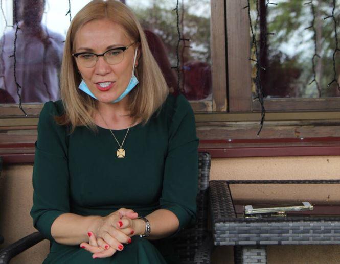 Ramona Bruynseels și-a lansat și la Brăila noul proiect politic
