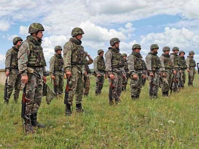 MApN recrutează rezerviști voluntari și pentru unități militare din Brăila