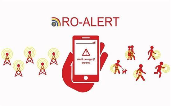 Testarea aplicației ro-alert.ro în județul Brăila