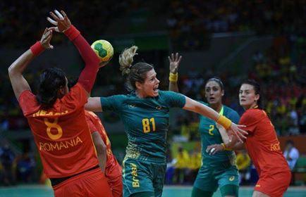 Umilinta continua pentru nationala feminina de handbal