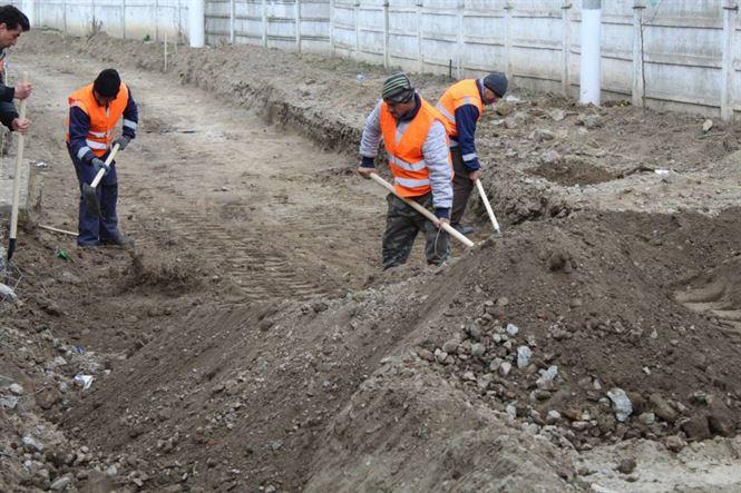 Peste 10 șantiere deschise în municipiul Brăila