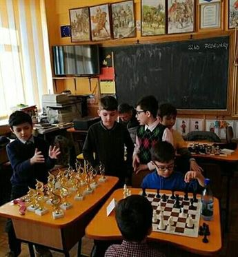 Câștigătorii Cupei Micul Prinț la șah rapid pentru începători