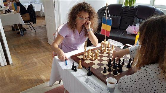 Rakhmangulova și Lehaci conduc în clasament după 4 runde la Memorialul Maria Albuleț