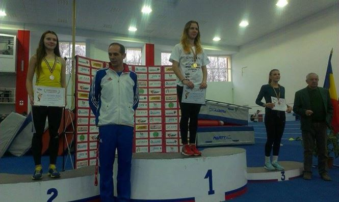 Adelina Sandu campioana nationala la junioare 1