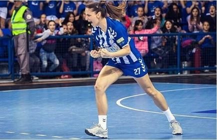 Sanja Premovic – noul inter dreapta la Dunarea Braila