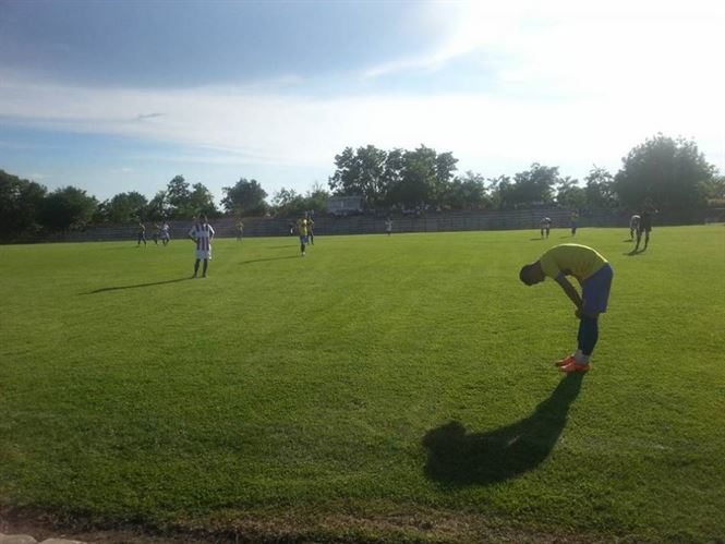 Astazi are loc meciul tur al barajului de promovare in Liga a 3-a