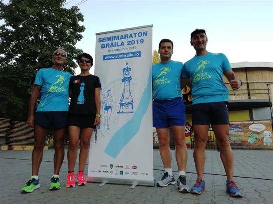 Restricții de circulație pe perioada Semimaratonului Brăila 2019